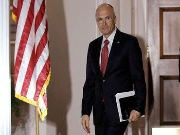 Who is Andrew Puzder?