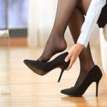 Female Employee Sent Home from Work and Docked a Day's Pay for Not Wearing High Heels  . . . in 2015!